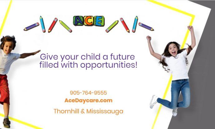 Subsidized Daycare Thornhill